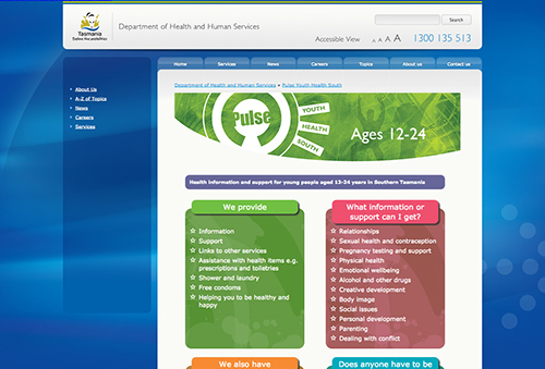 Pulse Youth Health South Pulse Youth Health South – Youth Health Support